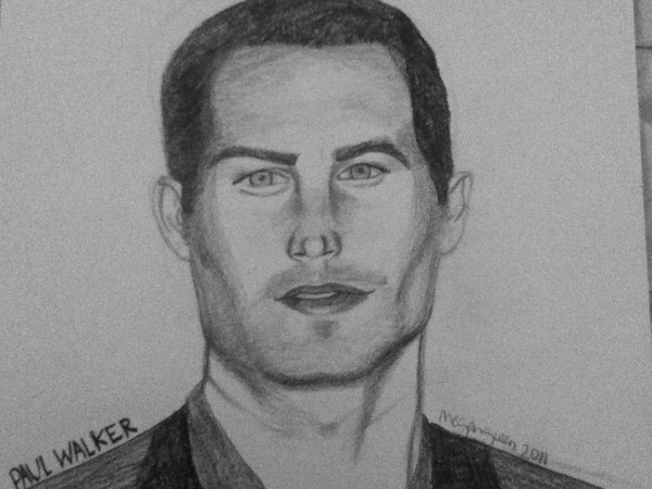 Paul Walker by megann17
